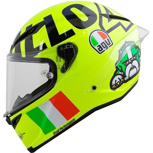 Capacete Agv Corsa R Mugello 2016 Valentino Rossi Grid Motors